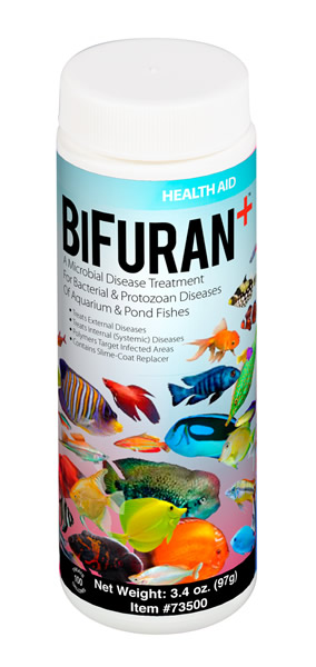 Aquarium Solutions BiFuran+ Health Aid